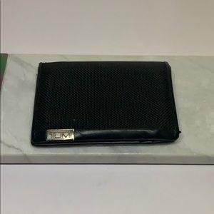 Tumi Leather Wallet